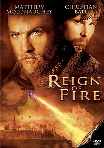 Reign Of Fire 786936191417