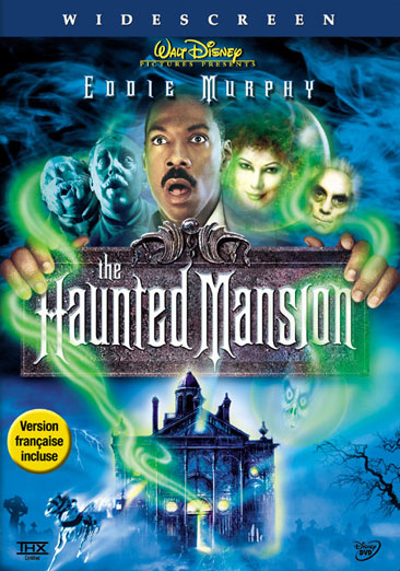 The Haunted Mansion 786936226614