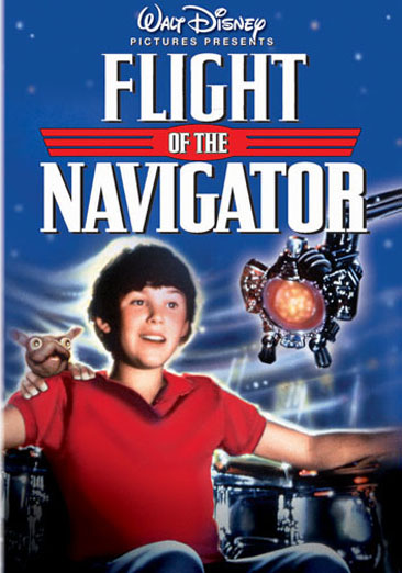 Flight Of The Navigator 786936233612