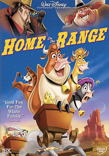 Home On The Range 786936243505