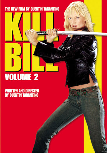 Kill Bill: Vol. 2 786936245783