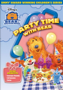 Bear in the Big Blue House: Party Time with Bear 786936250848