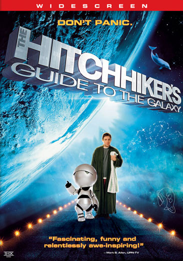 The Hitchhiker's Guide to the Galaxy 786936258462