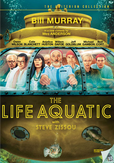 The Life Aquatic with Steve Zissou 786936286892