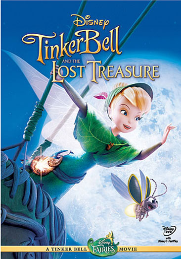 Tinker Bell and the Lost Treasure 786936301335