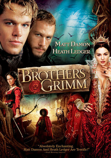 The Brothers Grimm 786936692174
