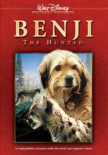 Benji The Hunted 786936693867
