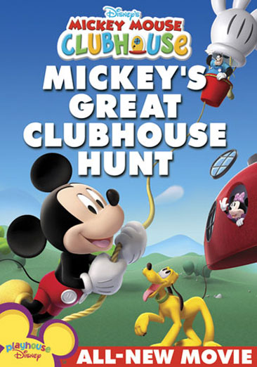 Mickey Mouse Clubhouse: Mickey's Great Clubhouse Hunt 786936715149