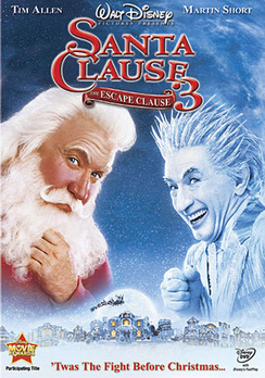 The Santa Clause 3: The Escape Clause 786936727012