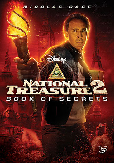 National Treasure 2: Book of Secrets 786936735390