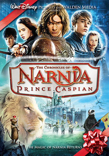 The Chronicles of Narnia: Prince Caspian 786936735437