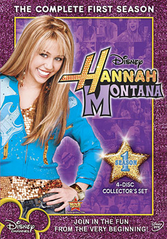 Hannah Montana: The Complete First Season 786936770322
