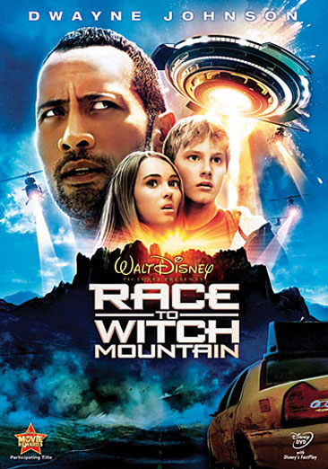 Race to Witch Mountain 786936787238