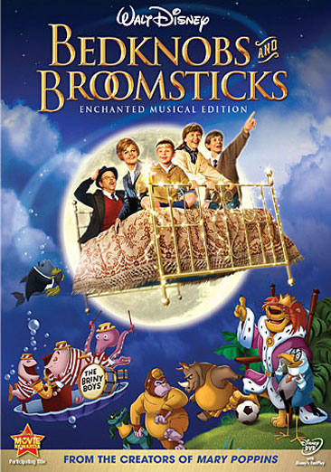 Bedknobs And Broomsticks 786936790672