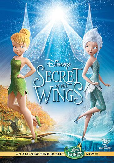 Disney Fairies: Secret of the Wings 786936799798