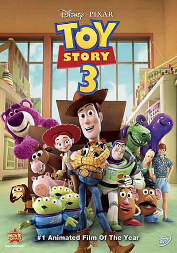 Toy Story 3 786936805604