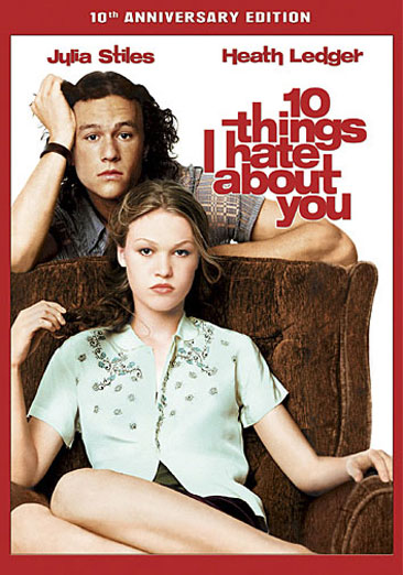 10 Things I Hate About You 786936808964