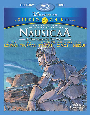 Nausicaa Of The Valley Of The Wind 786936810042