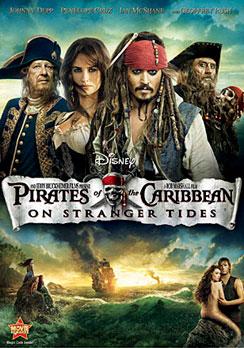 Pirates of the Caribbean: On Stranger Tides 786936812442