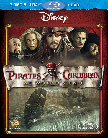 Pirates of the Caribbean: At World's End 786936812602