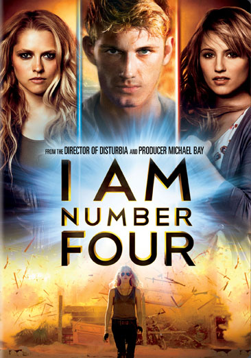 I Am Number Four 786936812664