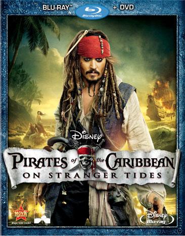 Pirates of the Caribbean: On Stranger Tides 786936817232