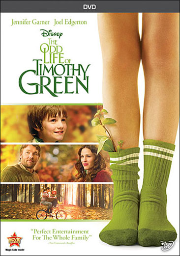 The Odd Life of Timothy Green 786936818093