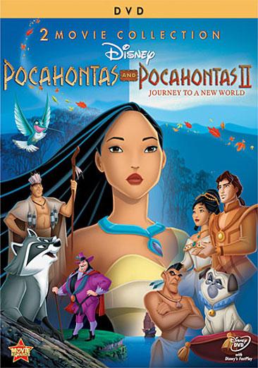 Pocahontas / Pocahontas II: Journey to a New World 786936820737