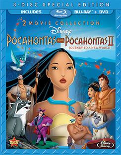 Pocahontas / Pocahontas II: Journey to a New World 786936820775