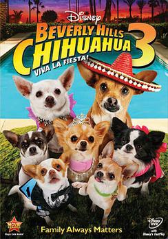 Beverly Hills Chihuahua 3: Viva La Fiesta! 786936821819