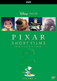 Pixar Short Films Collection: Volume 2 786936822175