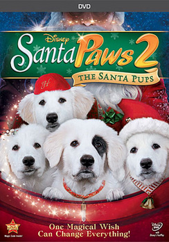 Santa Paws 2: The Santa Pups 786936822304
