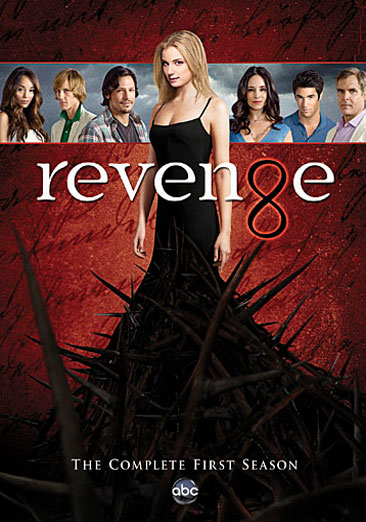 Revenge: The Complete First Season 786936823424