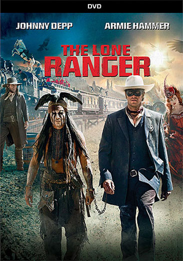 The Lone Ranger 786936823455