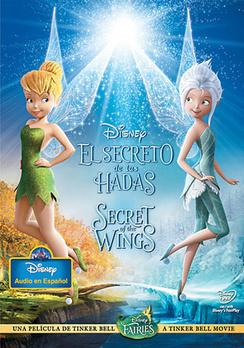 Disney Fairies: Secret of the Wings 786936825008