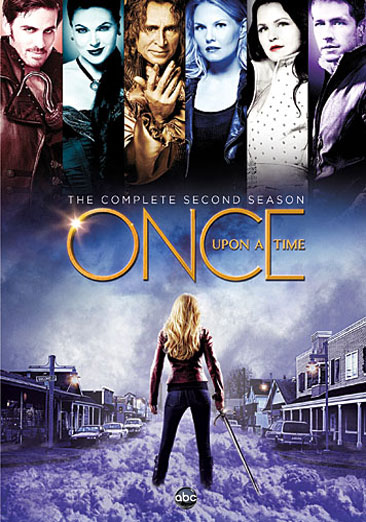 Once Upon a Time: The Complete Second Season 786936831610