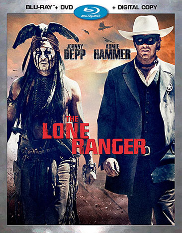 The Lone Ranger 786936836370