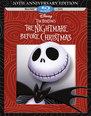 Tim Burton's The Nightmare Before Christmas 786936836769