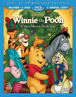 Winnie the Pooh: A Very Merry Pooh Year 786936837049