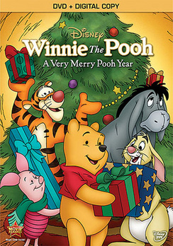 Winnie the Pooh: A Very Merry Pooh Year 786936837056