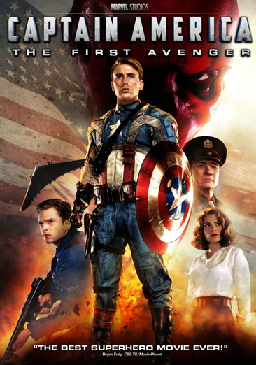 Captain America: The First Avenger 786936837445