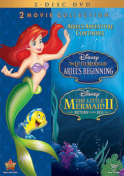 The Little Mermaid II: Return To The Sea / The Little Mermaid: Ariel's Beginning 786936838213