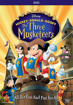 The Three Musketeers 786936838626