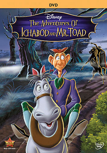 The Adventures Of Ichabod And Mr. Toad 786936839371