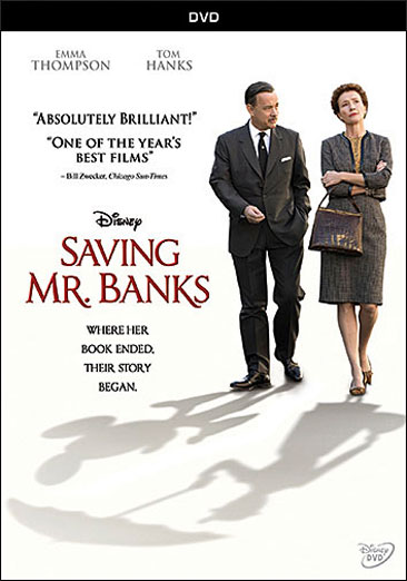 Saving Mr. Banks 786936839739