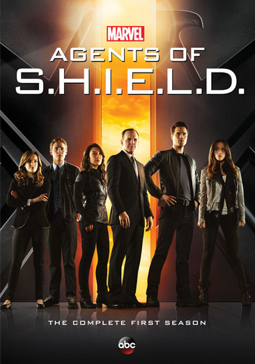 Marvel's Agents of S.H.I.E.L.D.: The Complete First Season 786936839784