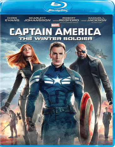 Captain America: The Winter Soldier 786936842043