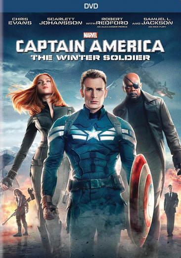 Captain America: The Winter Soldier 786936842067