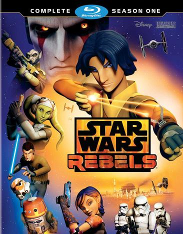Star Wars Rebels: Complete Season One 786936844030
