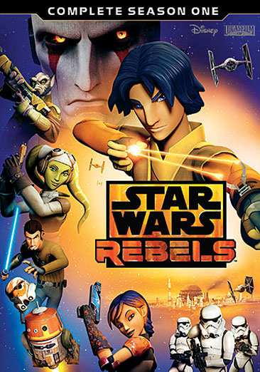 Star Wars Rebels: Complete Season One 786936844061